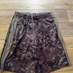 Under Armour mens workout shorts